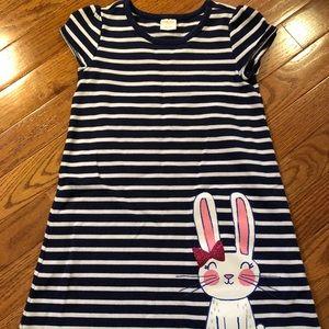 bunny dress size 4t